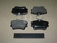 "Колодка тормозная Volkswagen TRANSPORTER 15"" задн. (производство ABS) (арт. 36983), ACHZX"