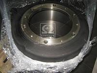 Барабан тормозной МАЗ полуприцепа 6 шпилек  9397-3502070-03, AGHZX