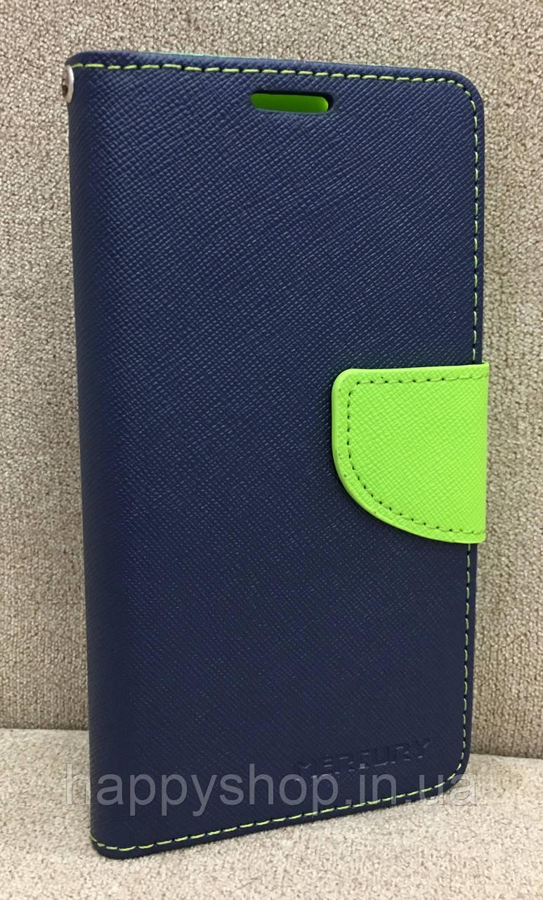 Чехол-книжка Goospery для Meizu U10 (Blue)
