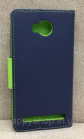 Чехол-книжка Goospery для Meizu U10 (Blue), фото 2