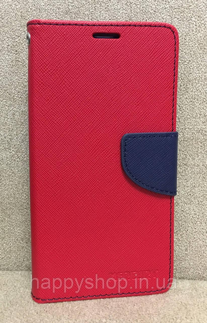 Чехол-книжка Goospery для Meizu U10 (Red)