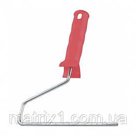 Ручка для мини-валиков  50 мм и 75 мм, D ручки - 6 мм, оцинкованная MTX
