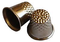 """Наперстки для шитья """"КИТАЙ"""" (№16) для ручного шитья"""