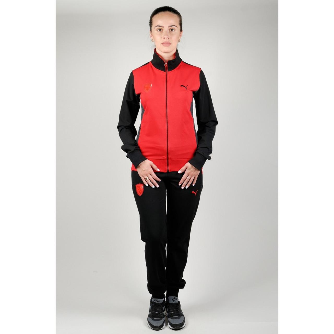 082a35de2926 Купить Женский спортивный костюм Puma Ferrari в Днепре от компании ...