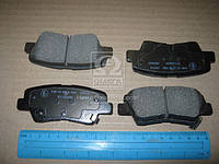 Колодки торм.зад. Hyundai Solaris, Tucson/KIA Rio, Soul 05- (пр-во MK Kashiyama) D11266M, ACHZX