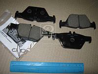 Колодки тормозные задние SUBARU LEGACY 14-,OUTBACK 2,5, 3,6 15-,WRX 2,0 15- (производство MK Kashiyama), ADHZX