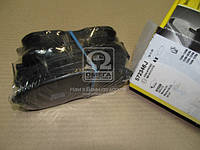 Колодки дискового тормоза (производство Jurid), ADHZX