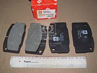 Колодка тормозная дисковая OPEL KADETT E, OMEGA A, VECTRA A передн. , AAHZX