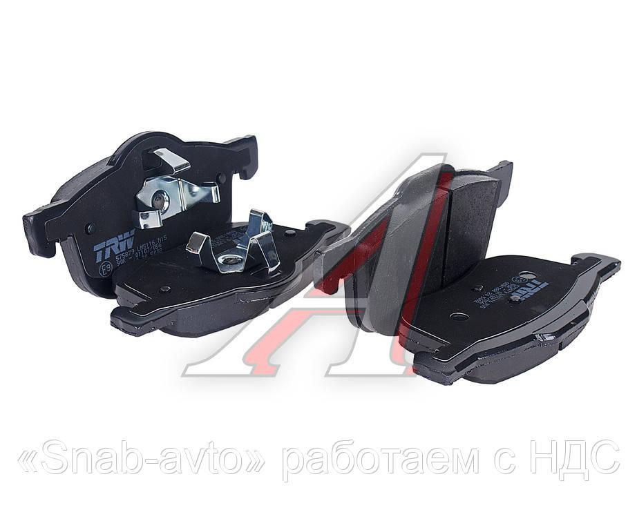Колодка тормозная VOLVO S60, S80, V70 передн. (производство TRW) (арт. GDB1388), AFHZX