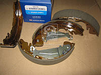 Колодка тормозная барабанная HYUNDAI STRAREX H1 03- задн. (производство SANGSIN) (арт. SA130), AEHZX
