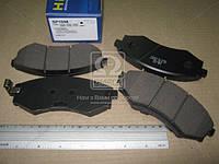 Колодка тормозной HYUNDAI SONATA 85-98 передний (Производство SANGSIN) SP1048, ACHZX