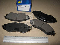 Колодка тормозная DAEWOO LEGANZA 2.0 97-02 передн. (производство SANGSIN) (арт. SP1102), ABHZX