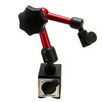 Универсальная гибкая магнитная подставка - держатель для измерительного инструмента