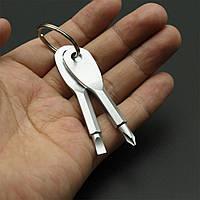 Брелок отвёртка на ключи большая