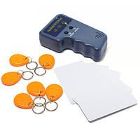 Дубликатор RFID 4 frequency; EM4305 T5577 5200 + 6 ключей