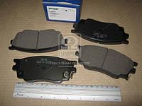 Колодка тормозная MAZDA 6 1.8 02- передн. (производство SANGSIN) (арт. SP2027), ACHZX