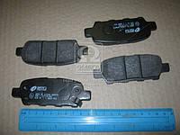 Колодка тормозная INFINITI FX, NISSAN X-TRAIL (T30) задн. (производство REMSA) (арт. 0876.01), ACHZX