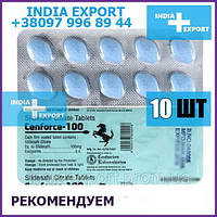 Виагра Cenforce 100 мг Силденафил Цитрат 10 таблеток