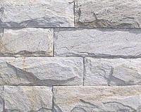 Природный камень Серебро скол 10 см