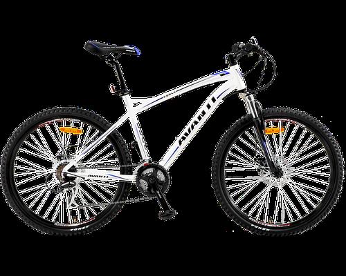 """Горный велосипед AVANTI FORCE 26"""" 16""""  Белый"""