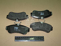 Колодка тормозная NISSAN ALMERA передн. (производство TRW) (арт. GDB3271), ADHZX