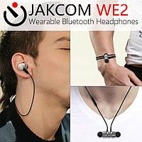 СУПЕР Стерео Блютуз (Bluetooth 4.1) наушник Jakcom WE2 без проводов с микрофоном Быстрая Зарядка На магнитах