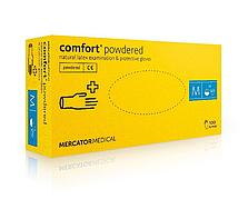 Латексные перчатки опудренные Comfort powdered®