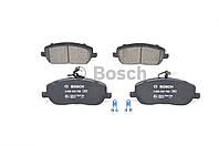 Торм колодки дисковые (производство Bosch), AEHZX