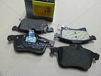 Колодка тормозная OPEL ASTRA H передн. (производство Bosch), ADHZX
