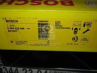 Диск тормозной SEAT TOLEDO, SKODA YETI, Volkswagen GOLF VI вент. (производство Bosch), AEHZX