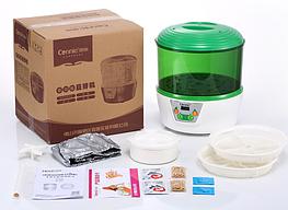 Проращиватель семян спроутер Connie автоматический + йогуртница (2 уровня)
