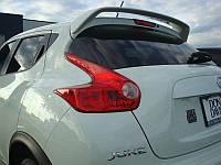 Спойлер Nissan Juke оригинал белый перламутр
