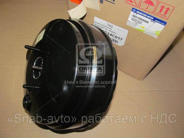 Усилитель тормозов вакуумный Kyron, Actyon (Sports) (производство SsangYong) (арт. 4851009000), AHHZX