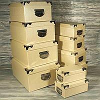 Подарочная коробка 1822842-44 (10 шт. в комплекте)