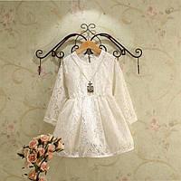 Платье детское нарядное ажурное Mialora от 2 до 4 лет