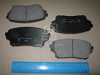 Колодка тормозная SUZUKI GRAND VITARA XL7 03- FRONT (производство MK Kashiyama) (арт. D9045), ACHZX