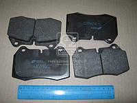 Колодка торм. BMW 5 (E34), 7 (E38), 8 (E31) передн. (пр-во REMSA) 0441.00, AEHZX