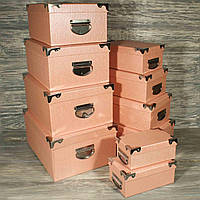 Подарочная коробка 1822842-45 (10 шт. в комплекте)