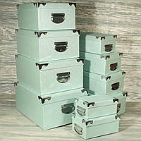 Подарочная коробка 1822842-46 (10 шт. в комплекте)