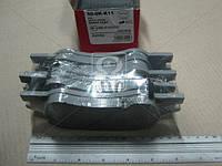 Колодка тормозная KIA CERATO (производство ASHIKA) (арт. 50-0K-K11), ACHZX