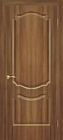 Двери ламинированные пленкой ПВХ  Прима ПГ ольха европейская, фото 1