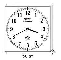 Часы вторичные стрелочные для помещений Миг-50