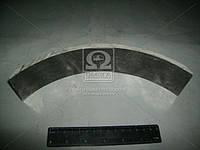 Накладка тормоз ГАЗ 51,52,53 передний корот. (Производство Трибо) 51-3501106