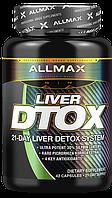 Allmax Liver D-Tox 42 caps, фото 1
