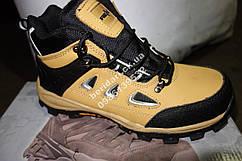 Ботинки треккинговые BRMOUNTAIN BRB