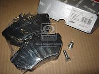 Колодка тормозная дисковая Volkswagen CADDY 95-04, CHERY AMULET передн. (RIDER), ABHZX