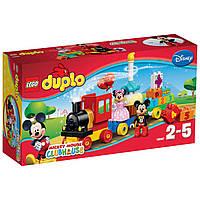 Lego Duplo Парад на День Рождения Микки и Минни 10597