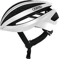 Велосипедный шлем Abus Aventor Polar white M