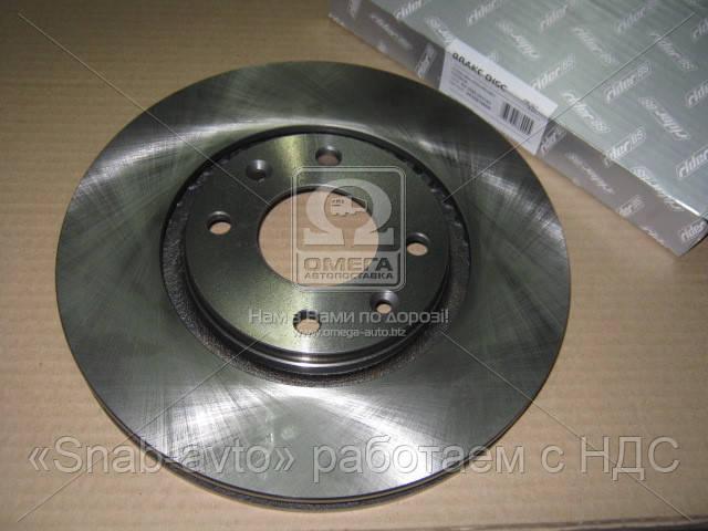 Диск тормозной CITROEN BERLINGO/C4/PEUGEOT PARTNER 96- передн. (RIDER) (арт. RD.3325.DF4183), ADHZX