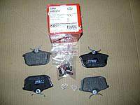 Колодка тормозной MITSUBISHI CARISMA (DA_) задней (Производство TRW) GDB1314, AEHZX